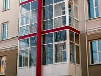 алюминиевые окна и двери от компании Рост, фото 8