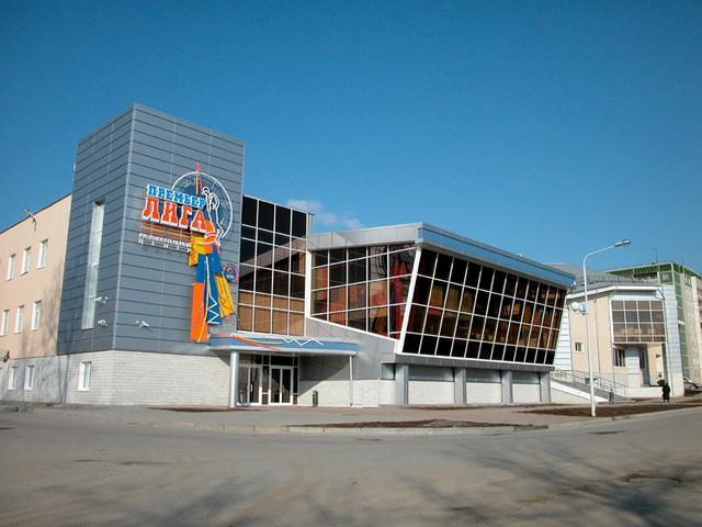 Ханты-Мансийск · Дворец спорта